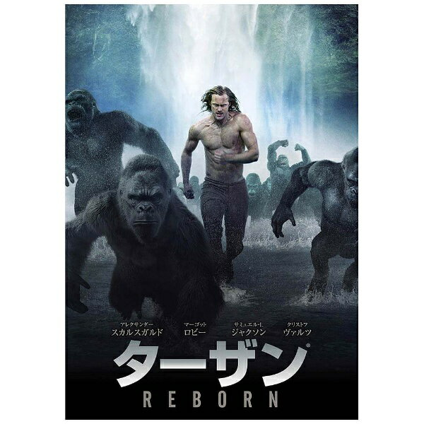 ワーナー・ブラザース・ホームエンターテイメント ターザン:REBORN 【DVD】