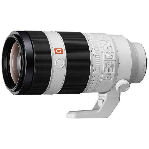 【送料無料】 ソニー 交換レンズ FE 100-400mm F4.5-5.6 GM OSS【ソニーEマウント】[SEL100400GM]