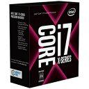 【送料無料】 インテル Core i7-7800X BOX品