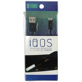 オズマ OSMA [micro USB]充電USBケーブル 2A (1m・ブラック)IQ-UC10K [1.0m]