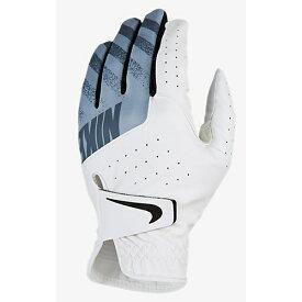 ナイキ NIKE 【メンズ 左手用】 ゴルフグローブ Sports(MLサイズ/ホワイト×ブラック×ウルフグレー)GG0526-102