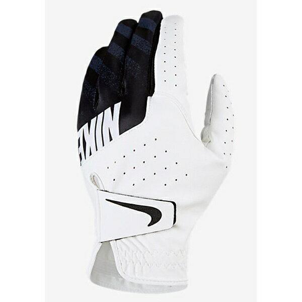 ナイキ NIKE 【メンズ 左手用】 ゴルフグローブ Sports(Mサイズ/ホワイト×ブラック×ブラック)GG0526-101