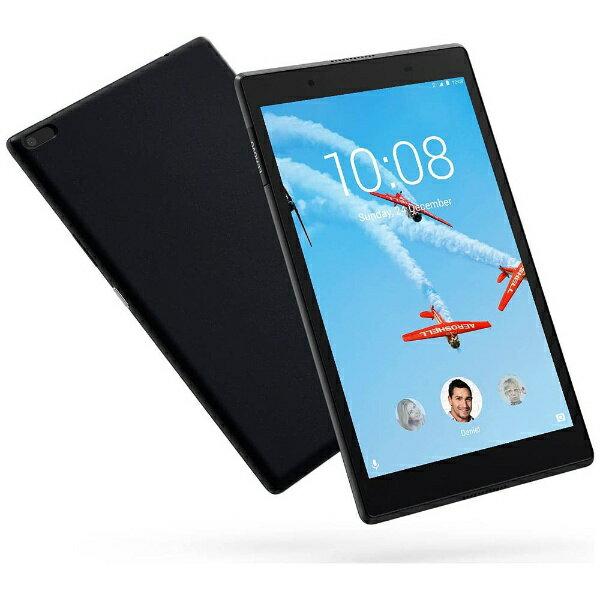 【送料無料】 レノボジャパン Lenovo ZA2B0045JP Androidタブレット Lenovo TAB4 8 スレートブラック [8型ワイド /ストレージ:16GB /Wi-Fiモデル]