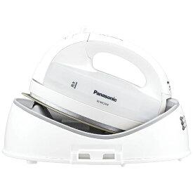 パナソニック Panasonic NI-WL504 コードレスアイロン CaRuRu(カルル) ホワイト [ハンガーショット機能付き][NIWL504W] panasonic