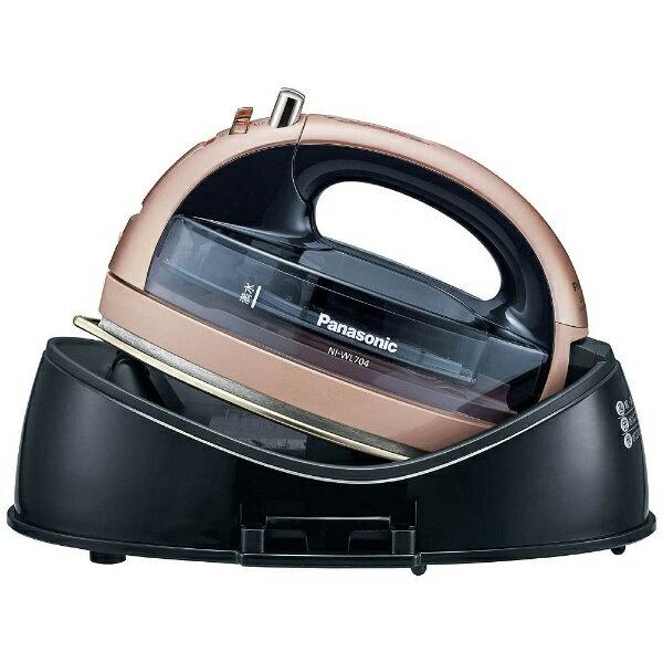 パナソニック Panasonic NI-WL704 コードレスアイロン CaRuRu(カルル) ピンクゴールド [ハンガーショット機能付き][NIWL704PN] panasonic