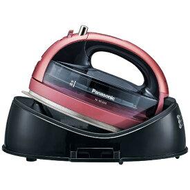 パナソニック Panasonic NI-WL604 コードレスアイロン CaRuRu(カルル) ピンク [ハンガーショット機能付き][NIWL604P] panasonic