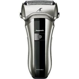 パナソニック Panasonic メンズシェーバー[国内・海外対応] LAMDASH(ラムダッシュ) シルバー調 ES-CT20-S [3枚刃 /AC100V-240V][電気シェーバー ESCT20S]