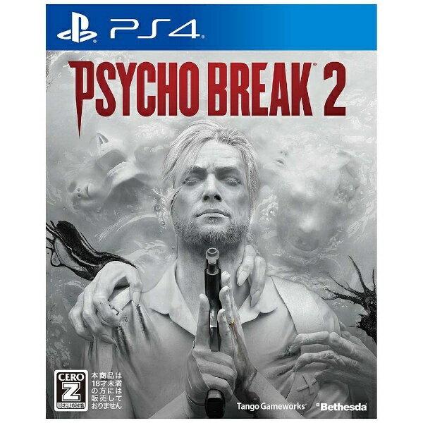 【送料無料】 ベセスダソフトワークス PsychoBreak 2(サイコブレイク2)【PS4ゲームソフト】