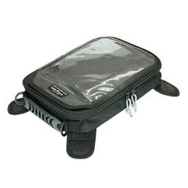 TANAX マップバッグ 合皮ブラック MFK-167