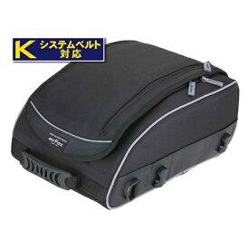 TANAX ユーロシートバッグ ブラック MFK-063[MFK063]
