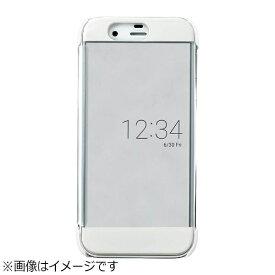 シャープ SHARP 【純正】 AQUOS R用 手帳型ケース Frosted Cover ホワイト XN-K01-W
