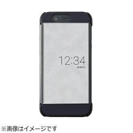 シャープ SHARP 【純正】 AQUOS R用 手帳型ケース Frosted Cover ブラック XN-K01-B