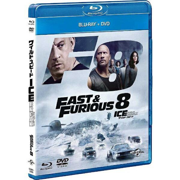 NBCユニバーサル ワイルド・スピード ICE BREAK ブルーレイ+DVDセット 【ブルーレイ ソフト】