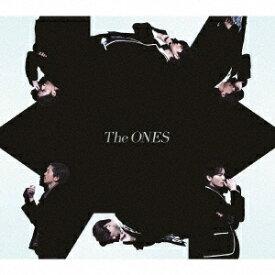 エイベックス・エンタテインメント Avex Entertainment V6/The ONES 初回生産限定盤B(DVD付) 【CD】 【代金引換配送不可】