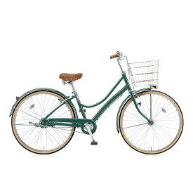 ブリヂストン BRIDGESTONE 27型 自転車 エブリッジL(E.Xフィールドグリーン/3段変速) EB73LT【2017年/点灯虫モデル】【組立商品につき返品不可】 【代金引換配送不可】