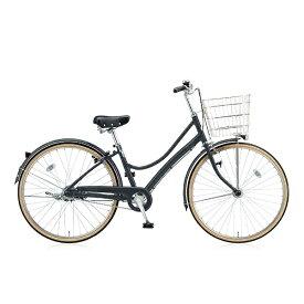 ブリヂストン BRIDGESTONE 27型 自転車 エブリッジL(E.Xダークアッシュ/3段変速) EB73LT【2017年/点灯虫モデル】【組立商品につき返品不可】 【代金引換配送不可】