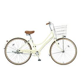 ブリヂストン BRIDGESTONE 27型 自転車 エブリッジL(E.Xクリームアイボリー/3段変速) EB73LT【2017年/点灯虫モデル】【組立商品につき返品不可】 【代金引換配送不可】
