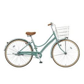 ブリヂストン BRIDGESTONE 26型 自転車 エブリッジL(E.Xモダングリーン/3段変速) EB63LT【2017年/点灯虫モデル】【組立商品につき返品不可】 【代金引換配送不可】