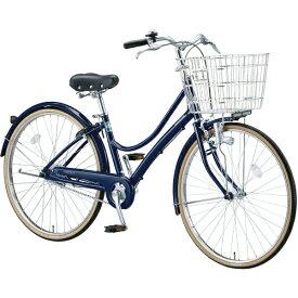 ブリヂストン BRIDGESTONE 27型 自転車 エブリッジL(E.Xノーブルネイビー/シングル) EB70L【2017年モデル】【組立商品につき返品不可】 【代金引換配送不可】