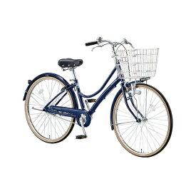 ブリヂストン BRIDGESTONE 26型 自転車 エブリッジL(E.Xノーブルネイビー/シングル) EB60L【2017年モデル】【組立商品につき返品不可】 【代金引換配送不可】