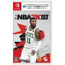 【送料無料】 テイクツー・インタラクティブ NBA 2K18 【Switchゲームソフト】[NBA2K18]