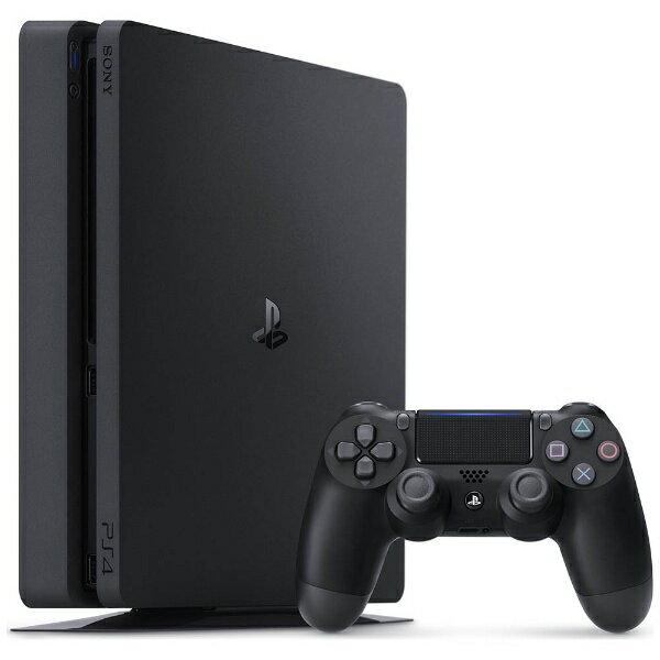 【送料無料】 ソニーインタラクティブエンタテインメント PlayStation 4 (プレイステーション4) ジェット・ブラック 1TB [ゲーム機本体] CUH-2100BB01