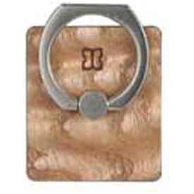 ROA ロア 〔スマホリング〕 天然木スマートリング Jupiter Man&Wood I9759