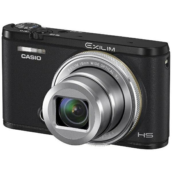 【送料無料】 カシオ コンパクトデジタルカメラ HIGH SPEED EXILIM(エクシリム) EX-ZR4100(ブラック)[EXZR4100BK]