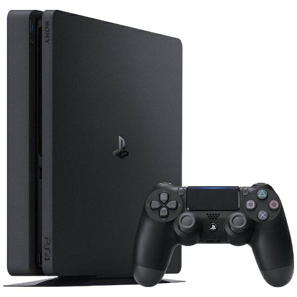 【送料無料】 ソニーインタラクティブエンタテインメント PlayStation 4 (プレイステーション4) ジェット・ブラック 500GB [ゲーム機本体] CUH-2100AB01