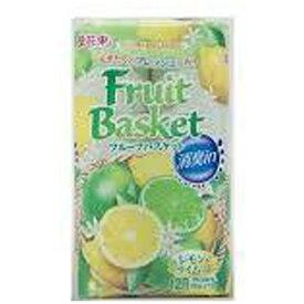 丸富製紙 フルーツバスケット 消臭in レモン&ライム [12ロール /ダブル /27.5m]