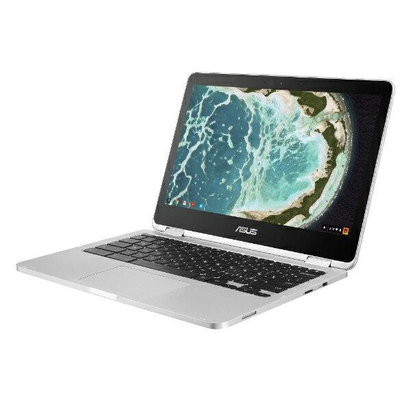 【送料無料】 ASUS 12.5型タッチ対応ノートPC[Chrome OS] Chromebook Flip C302CA-F6Y30 (2017年8月モデル)[C302CAF6Y30]