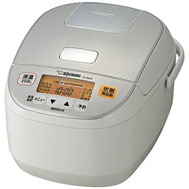 象印マホービン ZOJIRUSHI NL-DS10 炊飯器 極め炊き ホワイト [5.5合 /マイコン][NLDS10]