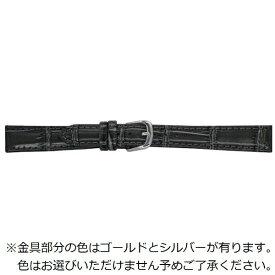 ビーケイシー BKC BEAR時計バンド 革(14-12mm・カーフ・ダークグレー) 1701514