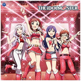 日本コロムビア NIPPON COLUMBIA (アニメーション)/THE IDOLM@STER MASTER PRIMAL ROCKIN' RED 【CD】