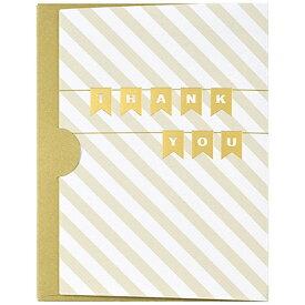 マルアイ MARUAI ギフトカード封筒ゴールドサンキュー GFC20T