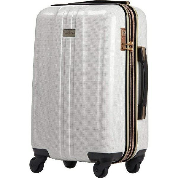 レジェンドウォーカー LEGEND WALKER TSAロック搭載スーツケース(44L) ANCHOR+ 6701 6701-54-WHCB ホワイトカーボン 【メーカー直送・代金引換不可・時間指定・返品不可】