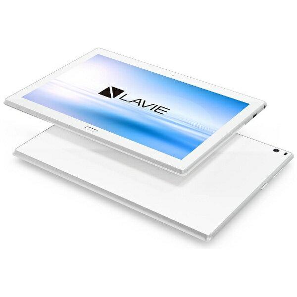 【送料無料】 NEC エヌイーシー Android 7.1タブレット[10.1型・APQ8053・ストレージ 16GB・メモリ 3GB] LAVIE Tab E TE510/HAW ホワイト PC-TE510HAW (2017年8月モデル)[PCTE510HAW]