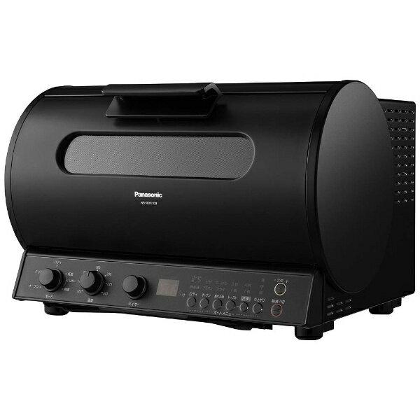 パナソニック Panasonic NB-RDX100 オーブントースター ロティサリーグリル&スモーク ブラック[NBRDX100] panasonic