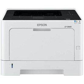 エプソン EPSON LP-S180D モノクロレーザープリンター [はがき〜A4][LPS180D]【プリンタ】
