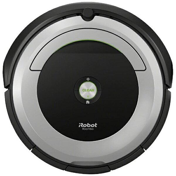 【送料無料】 iRobot 【国内正規品】 ロボット掃除機 「ルンバ」 690[k-ksale]