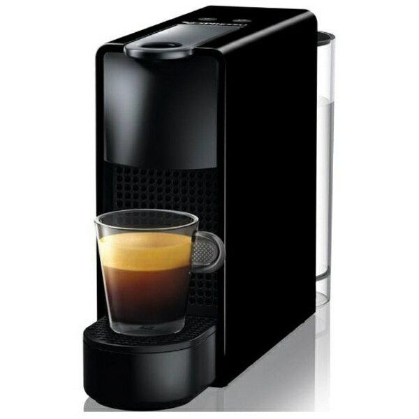 ネスレネスプレッソ Nestle Nespresso C30-BK カプセル式コーヒーメーカー Essenza Mini (エッセンサミニ)[C30BK]