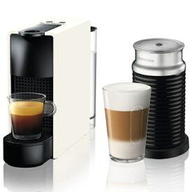 ネスレネスプレッソ Nestle Nespresso C30WH-A3B カプセル式コーヒーメーカー Essenza Mini (エッセンサミニ)[C30WHA3B]