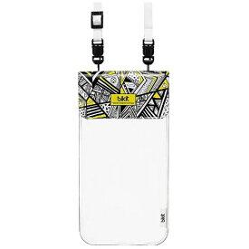 ROA ロア スマートフォン用[5.7インチ] bikit2 ファッション防水ポーチ IP68規格 カートゥーン BK7856