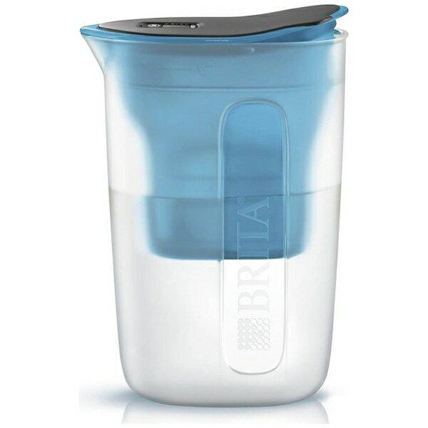 ブリタ ポット型浄水器 「Fun」(浄水部容量1.0L) BJPFB ブルー[BJPFB]