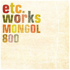 ダイキサウンド Daiki sound MONGOL800/etc works 【CD】