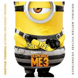 ソニーミュージックマーケティング (オリジナル・サウンドトラック)/怪盗グルーのミニオン大脱走 オリジナル・サウンドトラック 【CD】