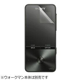 ソニー SONY WALKMAN NW-S310シリーズ専用 保護シート PRF-NWH18 M[ウォークマン PRFNWH18M]