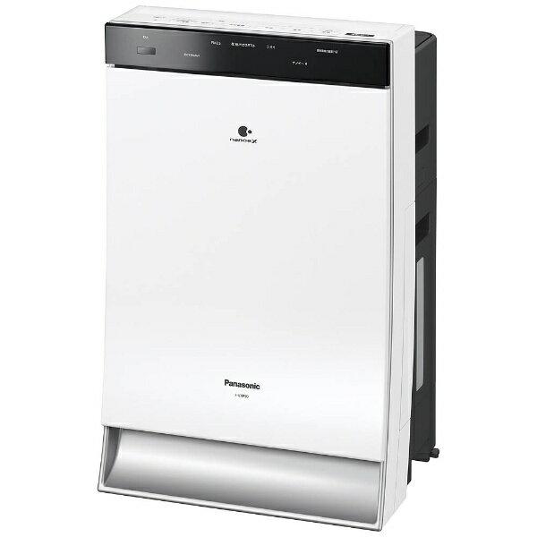 【送料無料】 パナソニック 加湿空気清浄機 (空気清浄:〜40畳/加湿:〜24畳) F-VXP90-W[FVXP90]