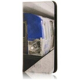 イングレム Ingrem ZenFone 3(ZE520KL)用 手帳型ケース ルーニー・テューンズ subway IJ-WAZ3LC/LN014