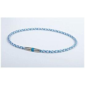 ファイテン PHITEN RAKUWAネックX50 ハイエンド3(ブルー/50cm)